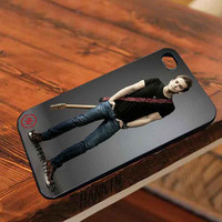Hunter Hayes Invisible customized for iphone 4/4s/5/5s/5c, samsung galaxy s3/s4/s5 and ipod 4/5 cases