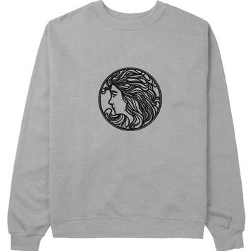 lorde havana sweater Gray Sweatshirt Crewneck Men or Women for Unisex Size with variant colour
