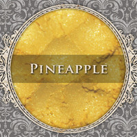 PINEAPPLE Mineral Eyeshadow: 5g Sifter Jar, True Bright Yellow, VEGAN Cosmetics, Shimmer Eye Shadow