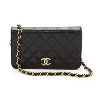 WGACA Vintage Vintage Chanel Flap Cross Body Bag