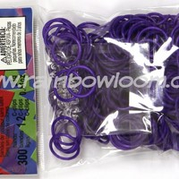 Royal Purple Bands (Limited Edition) | Rainbow loom
