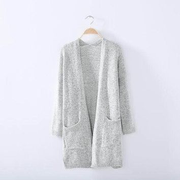 PEAPX2 Knit Tops Korean Women's Fashion Sweater Jacket [8422523713]
