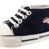 Denver Broncos Baby Pre Walker Hightops