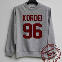 Normani Kordei Shirt Fifth Harmony Sweatshirt Sweater  Shirt Hoodie – Size XS S M L XL