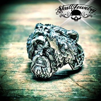 The 'Mountain Man' Bear Ring (064)