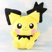 "12"" Pichu Pokemon Plush"