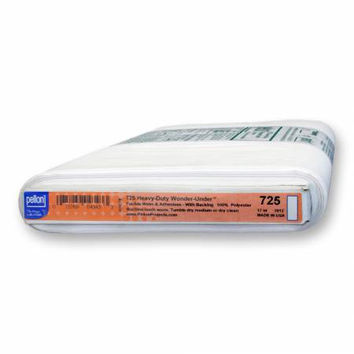 Pellon Wonder Under  Heavy Duty Paper Backed Fusible Web 17 inches Wide  ONE YARD (91cm)