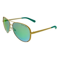 Michael Kors Brass Aviator