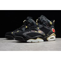 AIR Jordan 6 CNY AJ6 Basketball Shoes