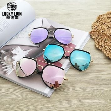 Whole Sale Girls Boys Goggle Baby Glasses New Children Sunglasses Kids Designer Shades