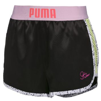PUMA x SOPHIA WEBSTER Women's Boxing Shorts | Puma Black | PUMA PUMA X SOPHIA WEBSTER | PUMA United States