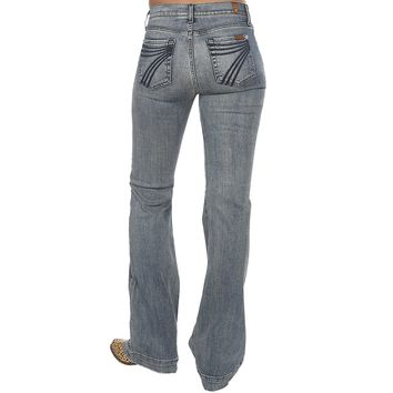 Women's 7 For All Mankind Dojo Jeans