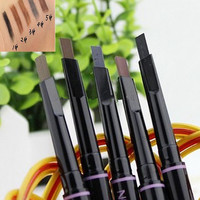 Designer Eyebrow Automatic Pencil 5 Paint Styles