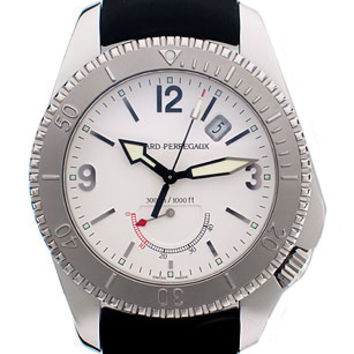Girard Perregaux Sea hawk Mens Automatic Watch 49900-0-11-7147
