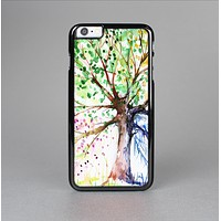 The WaterColor Vivid Tree Skin-Sert Case for the Apple iPhone 6