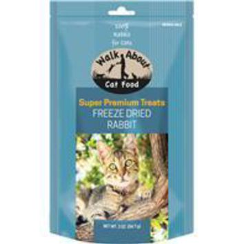 Walkabout Pet Treats - Walk About Cat Freeze Dried Food