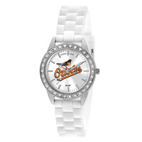 Baltimore Orioles MLB Women's Frost Series Watch
