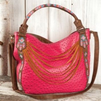 Catchfly Abilene Hobo Bag by Trenditions