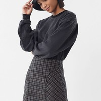 UO Olympia Plaid Mini Skirt | Urban Outfitters
