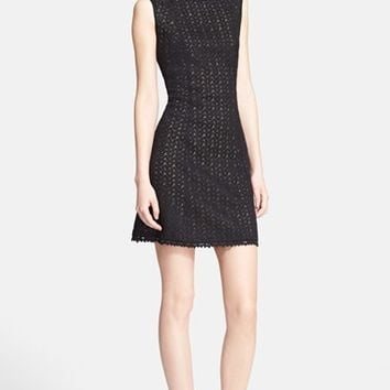 Women's Missoni Sleeveless Metallic Knit Dress