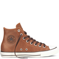 Converse Chuck Taylor All Star Leather Auburn Hi Top