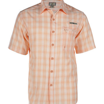 Men's Exmouth S/S UV Vented Fishing Shirt