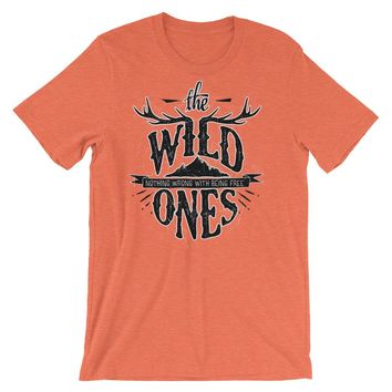 The Wild Ones Short-Sleeve Unisex T-Shirt