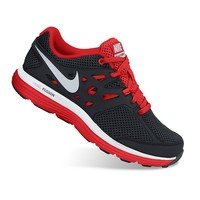 Nike Dual Fusion Lite Grade School Boys' Running Shoes