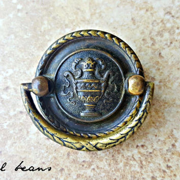Antique Drawer Pulls Hepplewhite Dresser Pulls Brass Bail Drawer Pull Decorative Drawer Pulls Victorian Dresser Handles Round Drawer Pulls