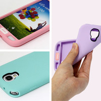 Strapya World : SwitchEasy Colors for Samsung Galaxy S4 Case (Lilac)