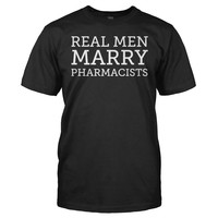 Real Men Marry Pharmacists
