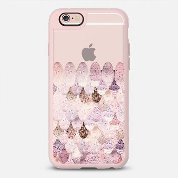 ROSEGOLD MERMAIDSCALES by Monika Strigel iPhone 6s case by Monika Strigel | Casetify