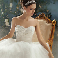 Style 205 | Disney Fairy Tale Bridal | Alfred Angelo