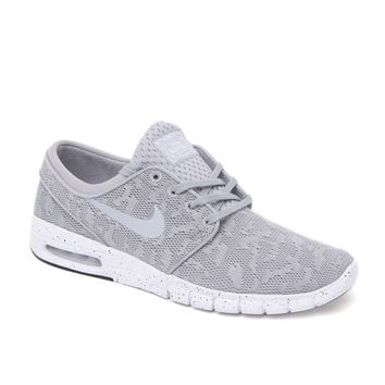 Nike SB Stefan Janoski Max Shoes - Mens Shoes - Gray