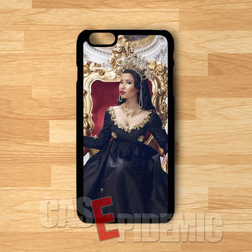 queen minaj-1n1 for iPhone 6S case, iPhone 5s case, iPhone 6 case, iPhone 4S, Samsung S6 Edge