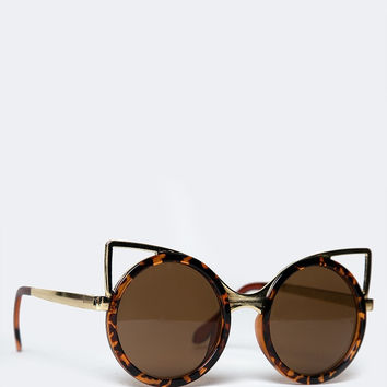 One Meow Time Sunglasses