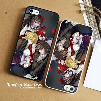 Pandora Hearts Anime Wallpaper iPhone Case Cover for iPhone 6 6 Plus 5s 5  5c 4s