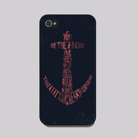 Iphone 4 Case--Anchor,iphone 4S Cas.. on Luulla