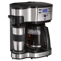 You should see this Scoop Two-Way Brewer Coffee Maker on Daily Sales!