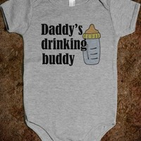 Daddy's Drinking Buddy - Underline Designs