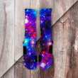 Galaxy Explosion Custom Nike Elite Socks
