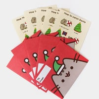 How to Catch Santa Christmas card (pack of 5)
