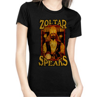 Zoltar Speaks Women's Tee