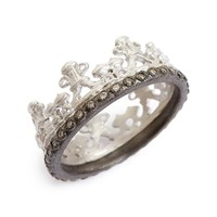 Armenta Old World Half Crown Diamond Ring | Nordstrom