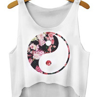 Tai Chi Crop Top