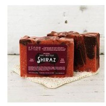 Shiraz Hand And Body Soap By Rinse