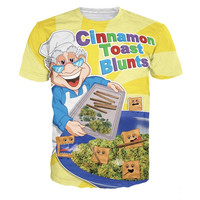 Cinnamon Toast Blunts Shirt