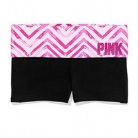 Bling Yoga Shortie - Victorias Secret PINK - Victoria's Secret
