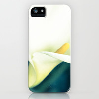 Shy iPhone & iPod Case by Claudia Owen