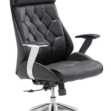 Narcissist Office Chair | Black